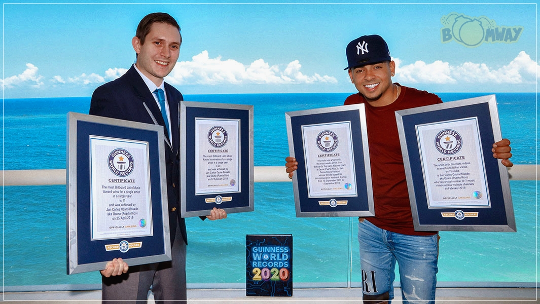 Невероятный музыкальный рекорд звезды латиноамериканской музыки