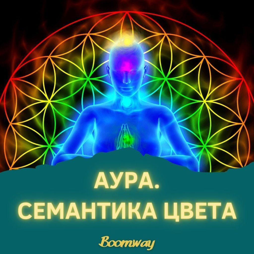Аура и цвета энергии ауры человека