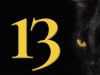 странности числа 13