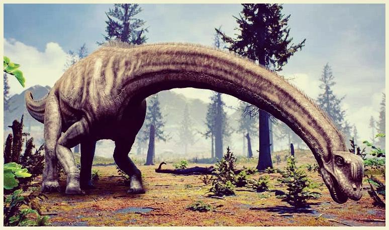 Животные-рекордсмены. Самый высокий динозавр.